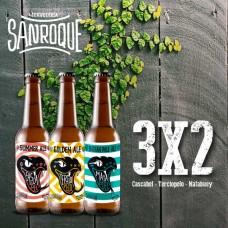 Combo Cerveza San Roque