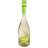 Vino Santero Espumante Moscato Zero Alcohol 750 ml