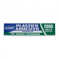 Plástico Adhesivo 18X2000 PVC 2000 Pies Reya