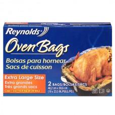 BOLSA REYNOLDS PARA PAVO XL 2 UDS