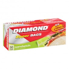 BOLSA DIAMOND SANDWICH RESELLABLE 50 UDS