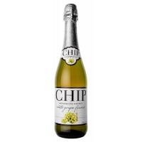 Vino Chip Espumante sin alcohol Uva Blanca  700 ml