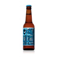 Cerveza Punk IPA Brewdog Botella 330 ml