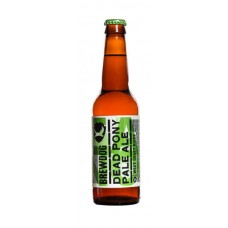 Cerveza Dead Pony Club Brewdog Botella 330 ml