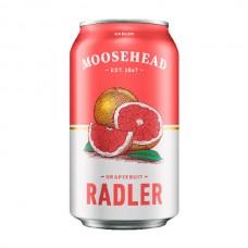 Cerveza Moosehead Radler Toronja Lata 355 ml
