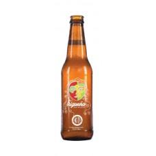 Cerveza Ambar Trigueña Weissbier Botella 350 ml