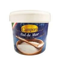 Sal marina gruesa Camporo 15kg