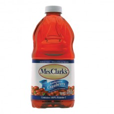 Jugo de Cranberry Mr Clark's 1/2 Galon