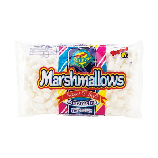 Marshmallows Mini Blanco Guandy 100 gr