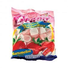 Marshmallows Fresa Crema Guandy 71 gr