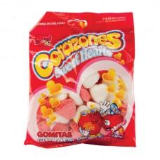 Gomitas Corazones Guandy 125 gr
