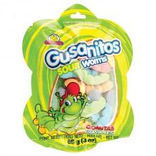 Gomitas Gusanitos Guandy 100 gr