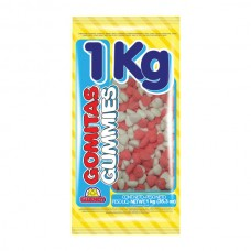 Gomitas Corazón Guandy 1 kg