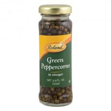 Pimienta Verde en Vinagre Roland 110 ml