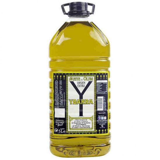 Aceite de Oliva Extra Virgen Ybarra 5 Lt