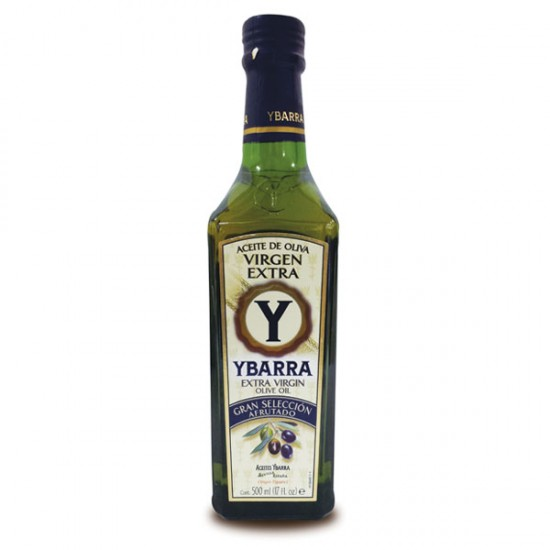Aceite de Oliva Extra Virgen Gran Selección Ybarra 500 ml