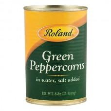 Pimienta Verde en Agua Roland 250 gr