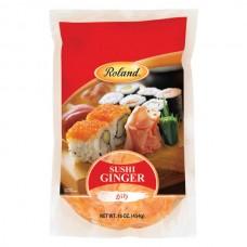 Jengibre para Sushi Roland 454 gr