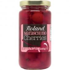 Cereza Roja Marrasquino con Tallo Roland 283 gr