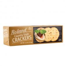 Galleta Water Cracker con Pimienta Roland 125 gr