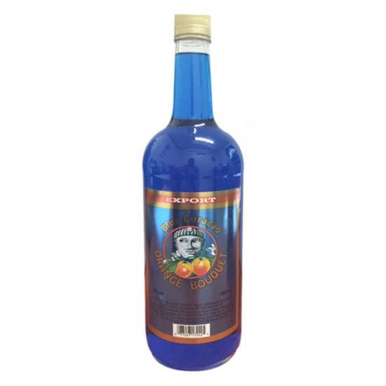 LICOR BLUE CURACAO LITRO