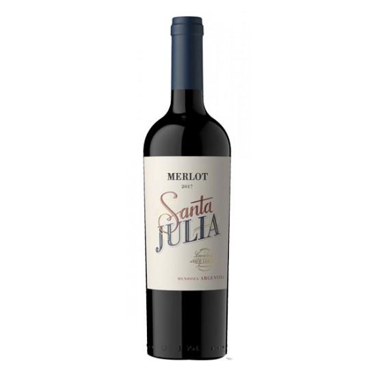 Vino Santa Julia Tinto Merlot 750 ml