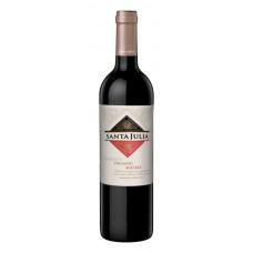 Vino Santa Julia Tinto Orgánico Malbec 750 ml
