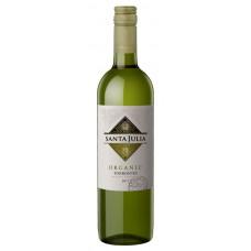 Vino Santa Julia Blanco Orgánico Torrontés 750 ml