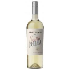 Vino Santa Julia Blanco Pinot Grigio 750 ml