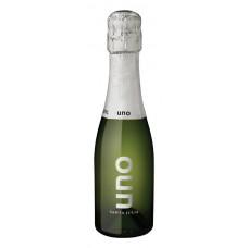Vino Santa Julia Uno Blanco Espumoso Brut 187 ml