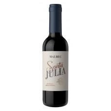 Vino Santa Julia Tinto Malbec 375 ml