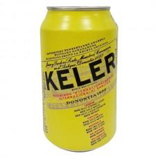 Ceverza Tipo Lager Keler Lata 330 ml