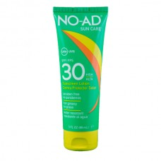 Bloqueador Solar NO AD FPS 30 89 ml