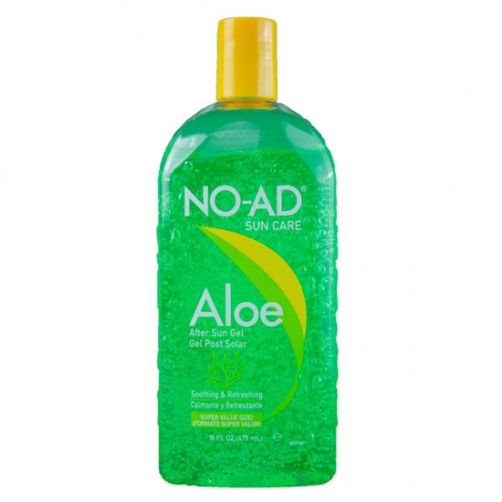 GEL ALOE VERA NO AD 475 ML