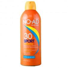 Spray Bloqueador Solar Deportivo NO AD FPS 30 295 ml