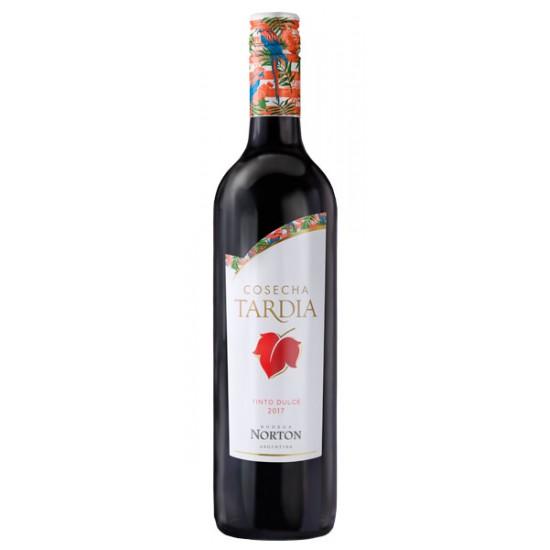Vino Norton Cosecha Tardía Tinto 750 ml