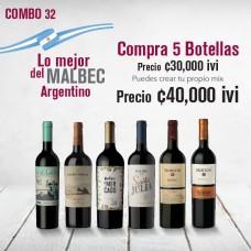 Lo mejor del Malbec Argentino