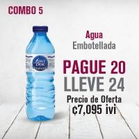 Combo Agua Font Dor